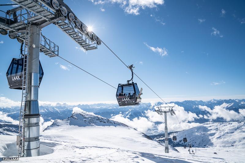 Flims Laax Falera – die Destination für Ski- & Snowboard-Fans mit über 200 Pisten-km