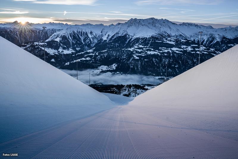 Das führende Freestyle Resort für Freeskier und Snowboarder