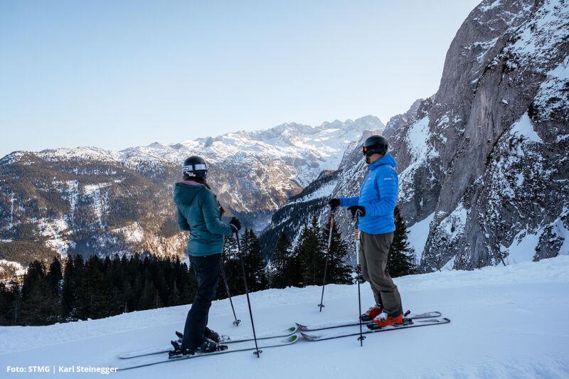 Seehotel-Gruener-Wald_Dachstein-West-Skifahren