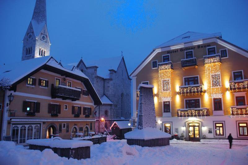 Winterurlaub in Hallstatt im Seehotel Grüner Baum