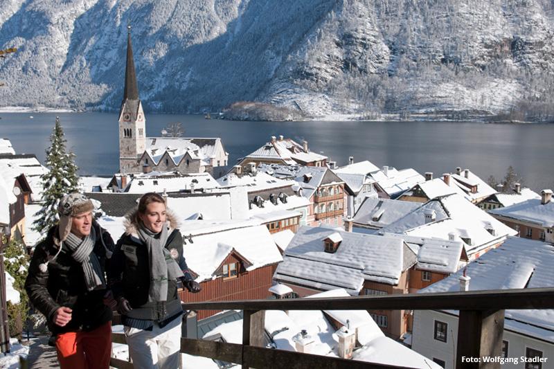 Hallstatt das schönste Dorf in Österreich