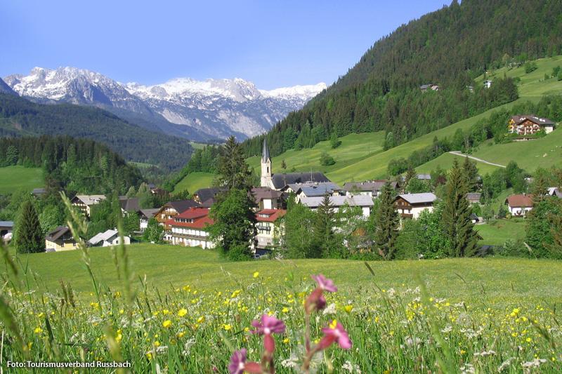 Russbach am Pass Gschütt