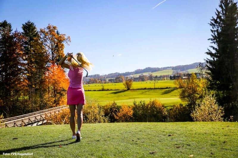 17 Golfplätze rund um Eugendorf und 2 davon in Eugendorf - Golfparadies!
