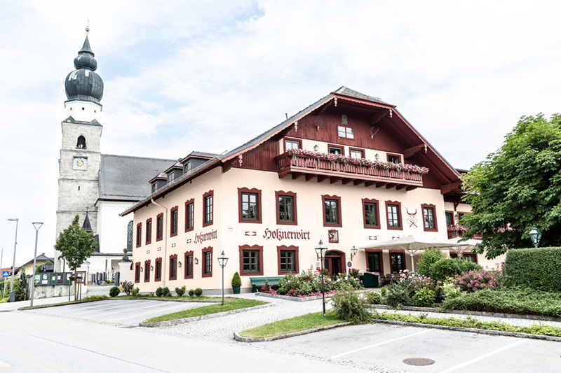 4-Sterne Hotel Holznerwirt