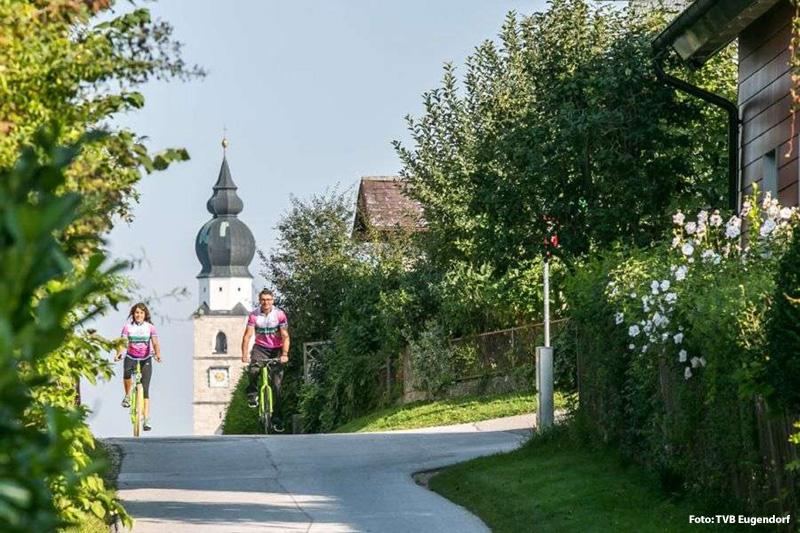 Radfahren rund um Eugendorf