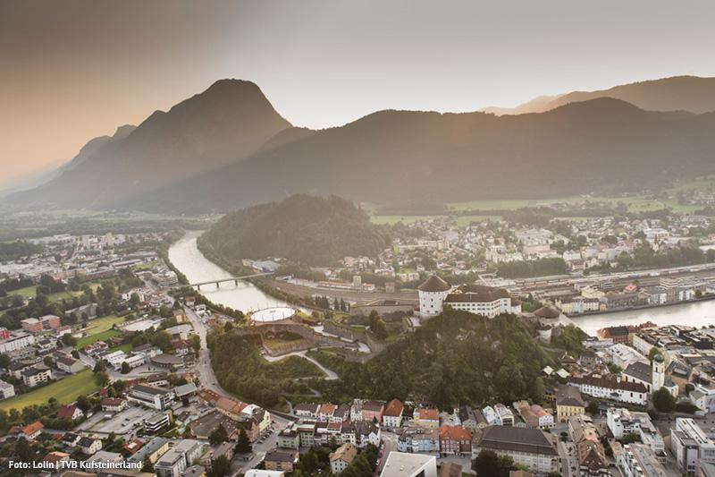 Historisches Flair und städtisches Leben in Kufstein