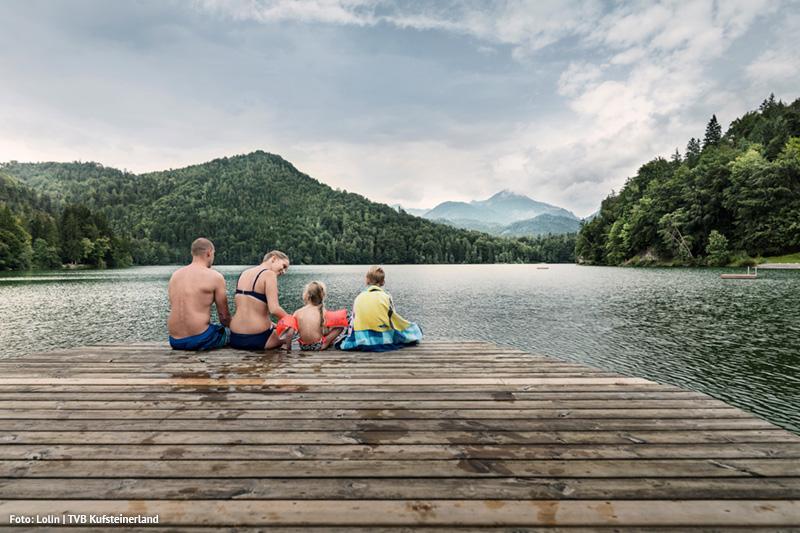 Badesee Hechtsee - ein Naturjuwel zu jeder Jahreszeit ein Erlebnis