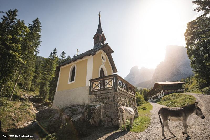 Kapelle Maria auf dem Stein