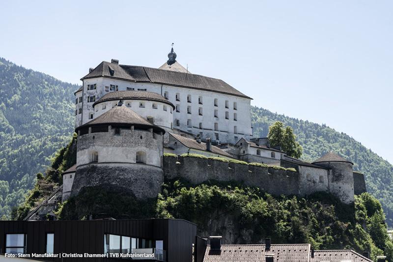 Festung Kufstein es geht in Ritterzeit - seit über 800 Jahren ein Ausflugsziel den man nicht missen sollte