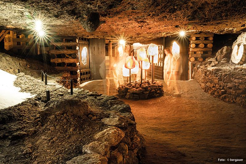 Spezial-Tipp: Buche eine VIP-Tour zu den geheimen Plätzen & verborgenen Schätzen des Salzbergwerkes