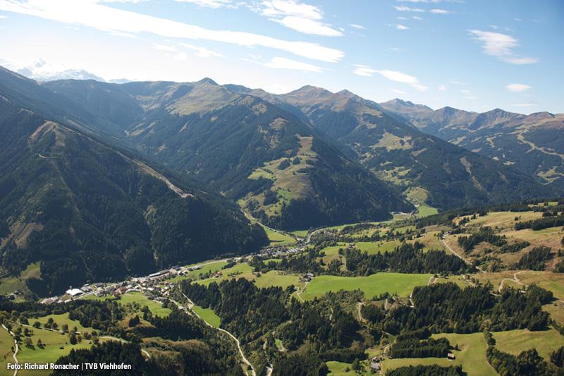 Urlaub bei Freunden in der Natur - das will man doch gerne und dies wird in Viehhofen groß geschrieben! Hier wird dein Urlaub verwirklicht!