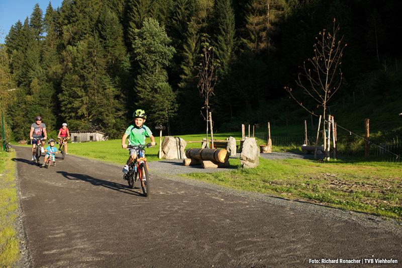 Mit dem Rad die Bergwelt erkunden
