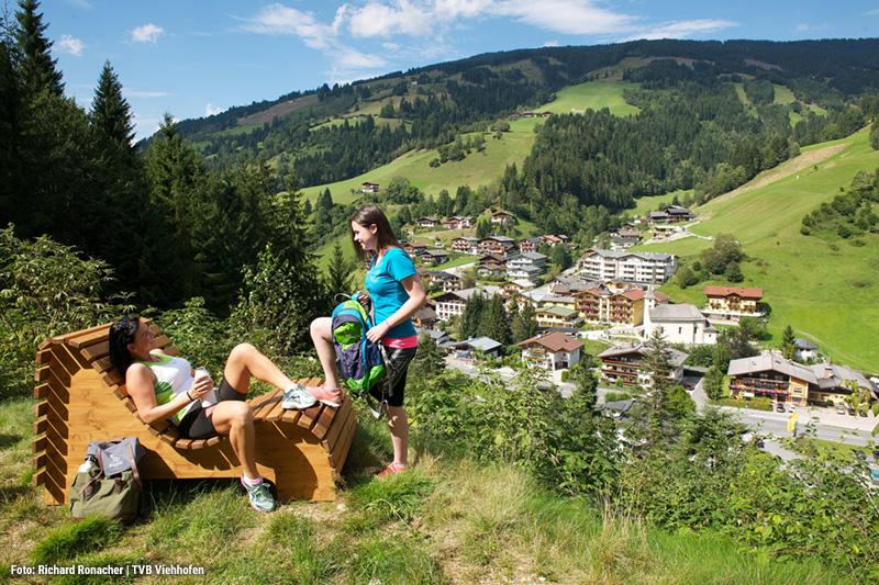 IDYLLE - Mitten drin im  Salzburger Land   und doch urgemütlich: Das ist der Charme von Viehhofen