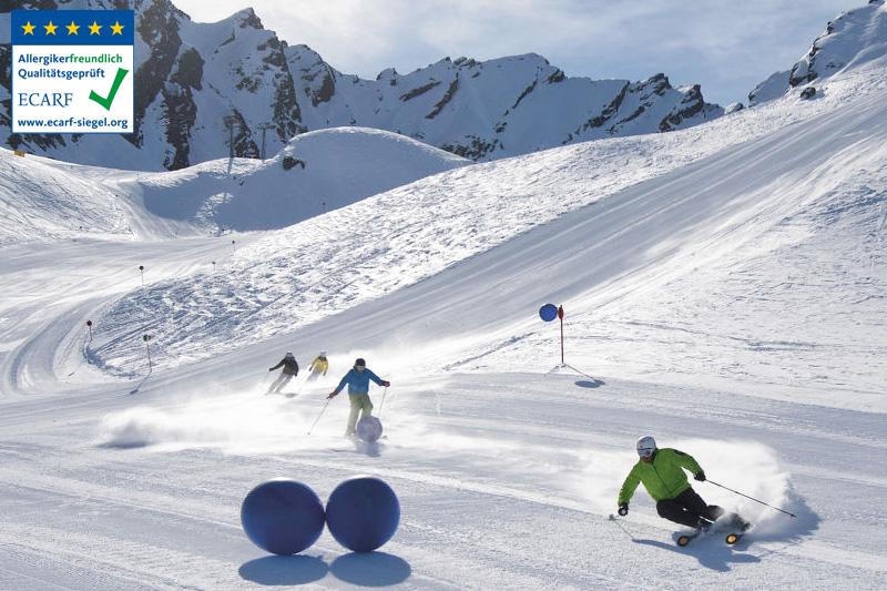 Galtür ist die perfekte Adresse für entspannten Skispaß