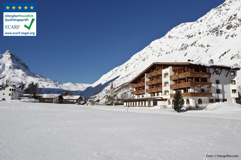 Winterurlaub im Alpenhotel Tirol in Galtür (Tirol)