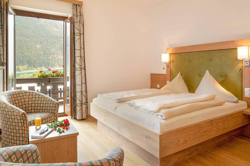 Familiengeführtes Hotel mit 26 Zimmern und Suiten