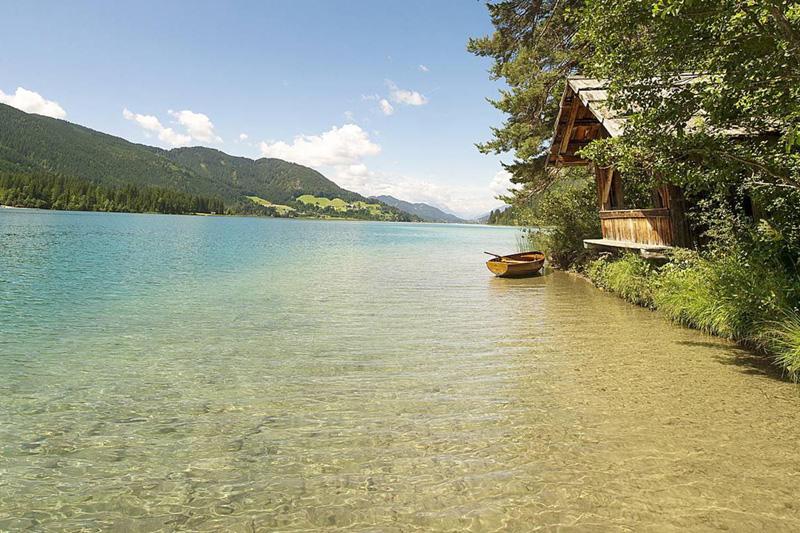Der Weissensee ist Mitglied der Alpine Pearls und mit diesem Prädikat ein besonderer Geheimtipp für Naturliebhaber