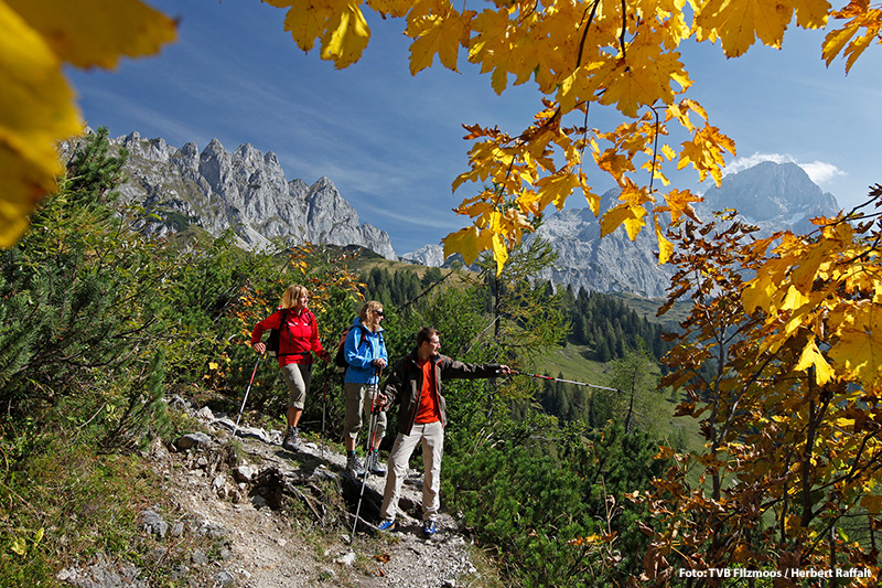Herbsturlaub in Filzmoos
