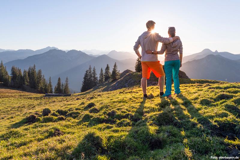 Romantikurlaub in der Alpenwelt Karwendel