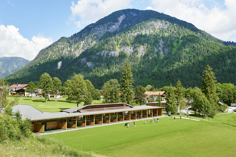Driving-Range Golfclub Achensee