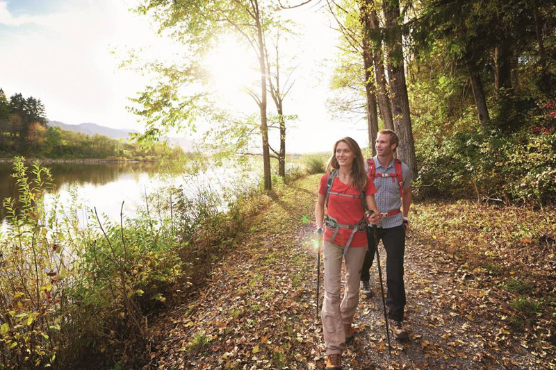 Herbstwanderung für Romantiker