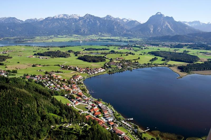Dein Urlaubsort Hopfen am See bei Füssen