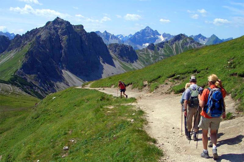 Naturwunder im Allgäu entdecken und Gipfel besteigen