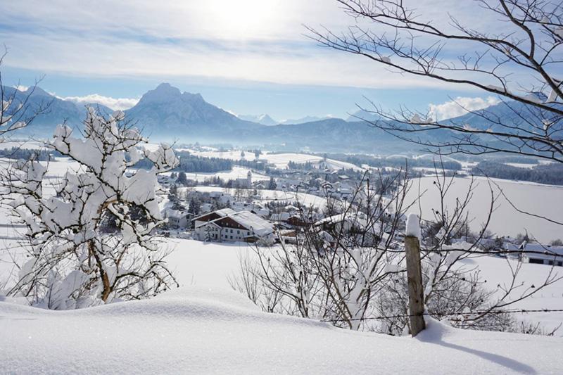 Winterurlaub in Füssen im Allgäu