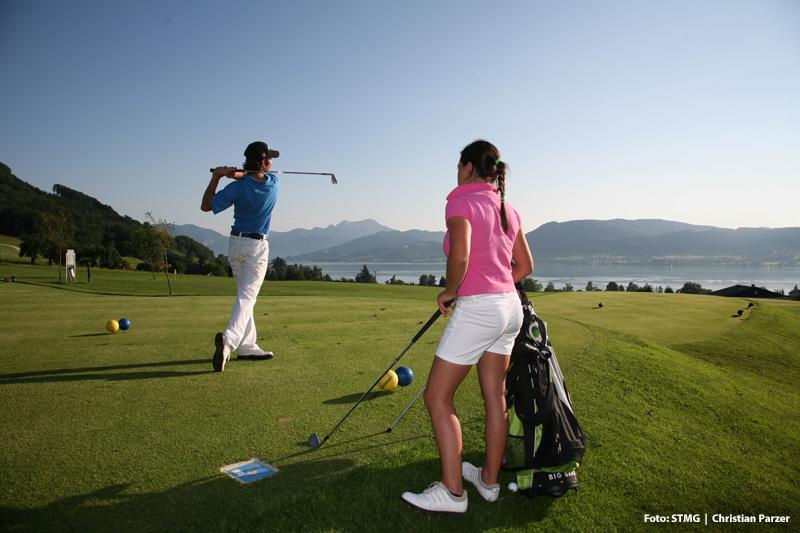In Bad Ischl und der Golfregion Salzkammergut hat der Golfsport eine lange Tradition