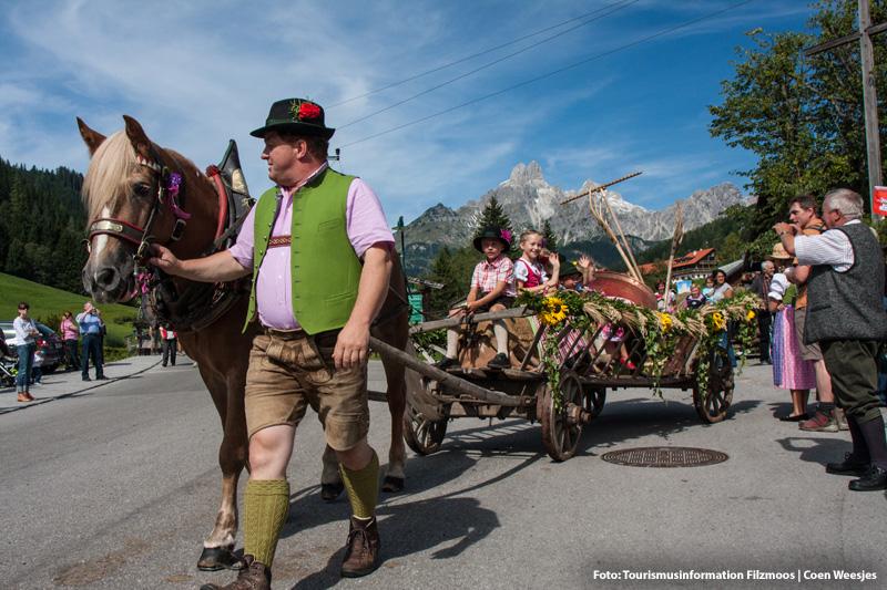 Salzburger Bauernherbst in Filzmoos