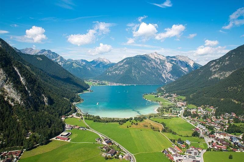 Ausflugsziel Achensee in Tirol