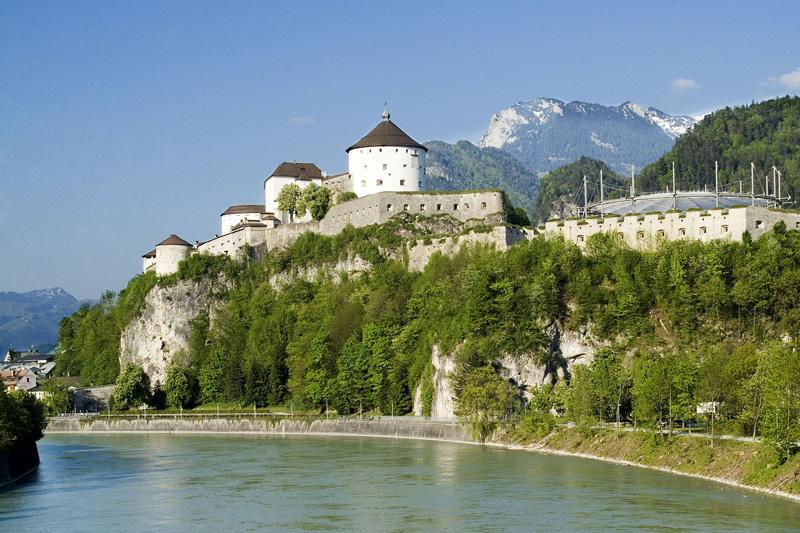 Ausflugsziel Festung Kufstein