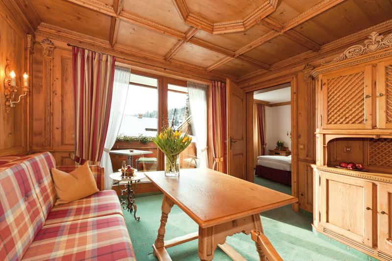 Parkhotel Wallgau Suite