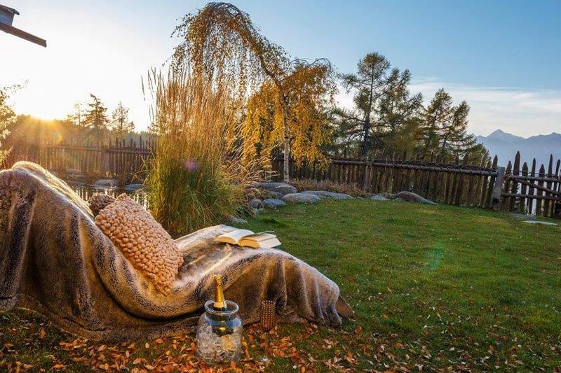 Spätsommergenuss und Goldener Herbst im Meraner Land