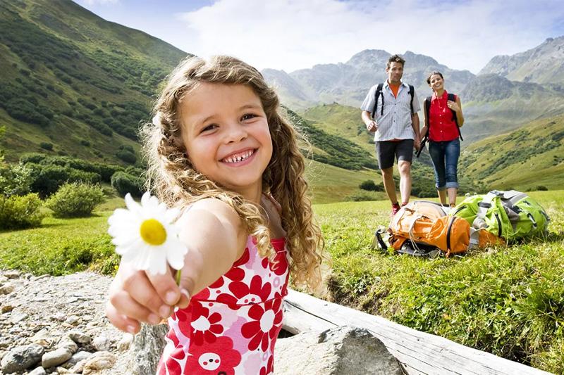 Familienauszeit und Herzlichkeit in Tirol