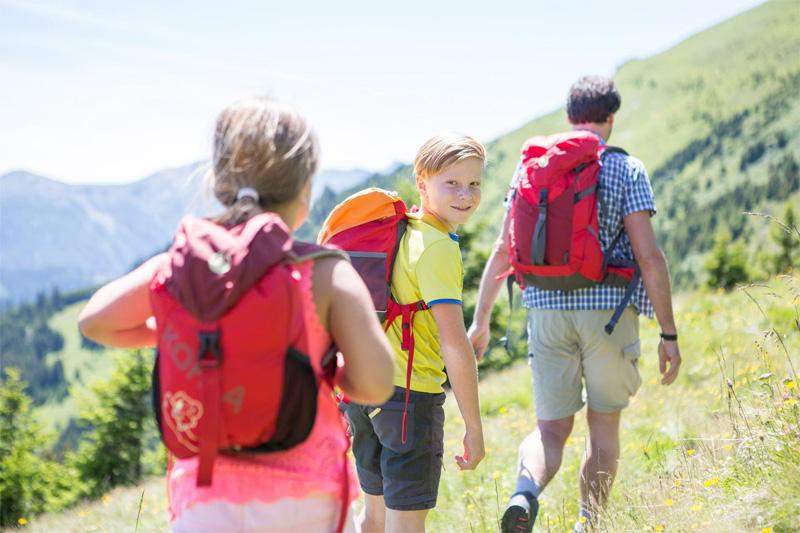 Wandern in den Abenteuerbergen Serfaus-Fiss-Ladis