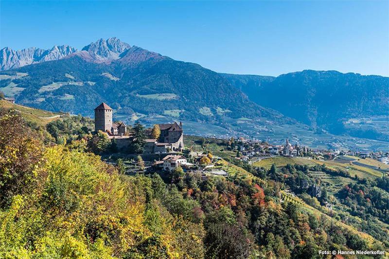 Herbsturlaub in Dorf Tirol