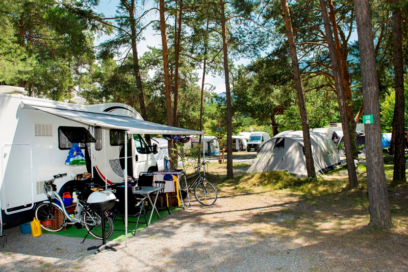 Campingurlaub am Stilfserjoch