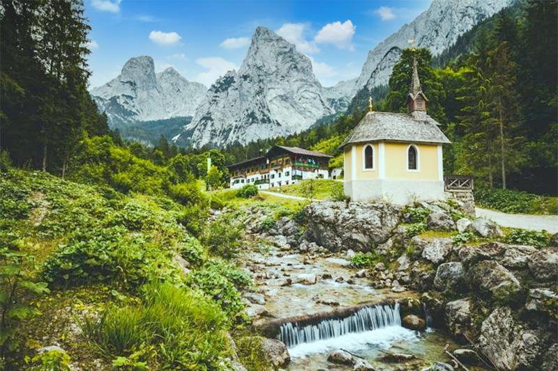 Das Kaisertal - der schönste Platz Österreichs