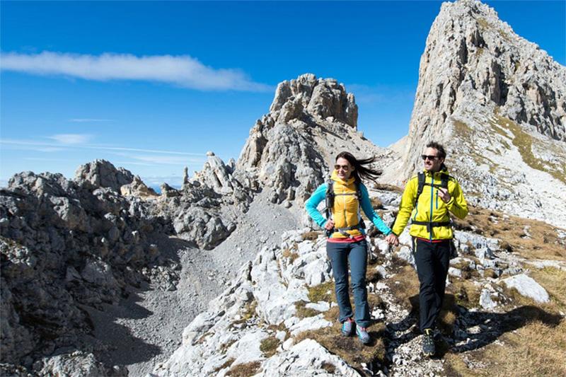 Wanderwochen in den Dolomiten