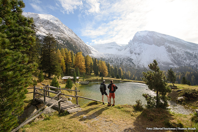 Wanderherbst im Zillertal