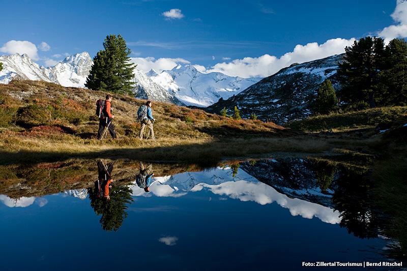 Herbsturlaub im Zillertal