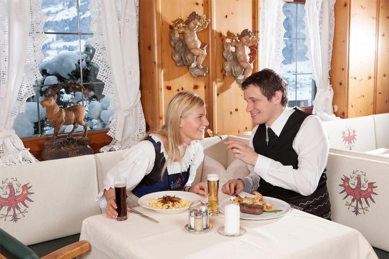 Romantikurlaub im Zillertal in Tirol