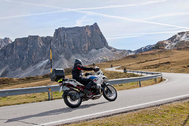 Die Pension Bergheim - PS ist Mitglied der Alpen-Motorradhotels