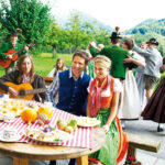 Traditionelle Feste in den Alpen gehören zum Urlaub in den Alpen dazu