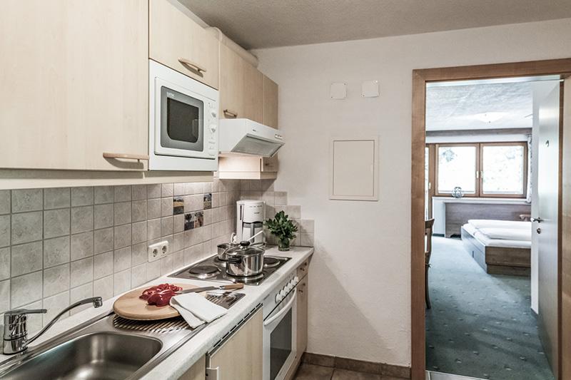 Family Suite Deluxe mit Küche