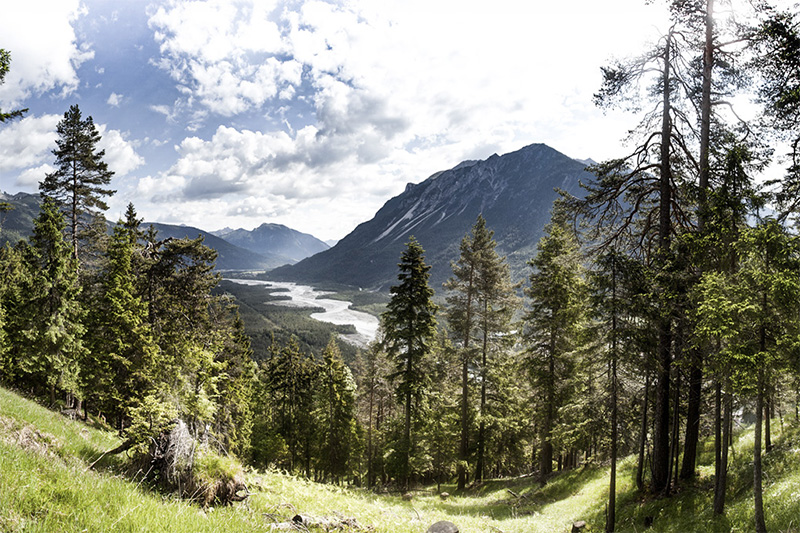 Der Lech – der letzte Wildfluss Europas