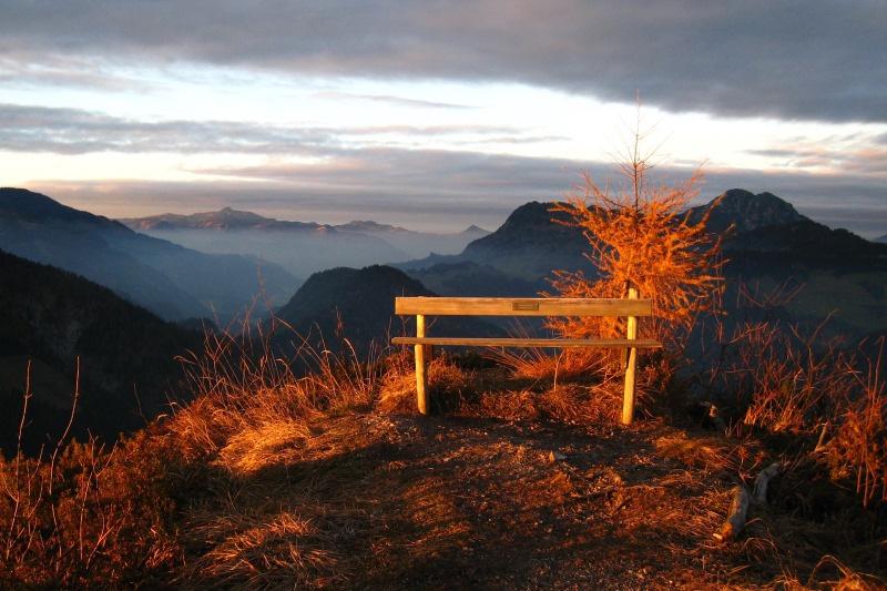 Herbstwandern im Pillerseetal in den Kitzbüheler Alpen