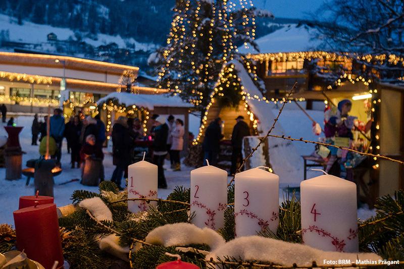 Thermen-Adventstage in Bad Kleinkirchheim