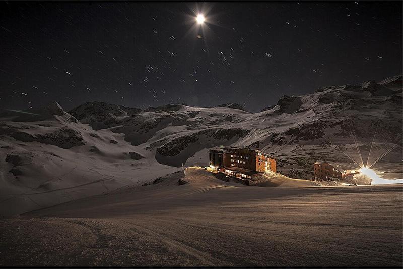 Adventszeit in der Weißssee Gletscherwelt